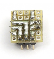Instrumentation amplifier module